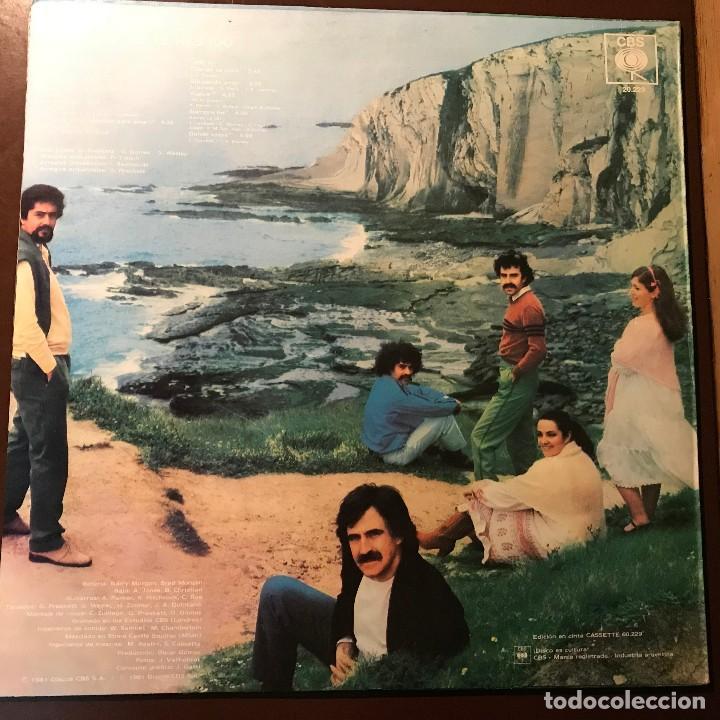 Discos de vinilo: LP argentino de Mocedades año 1981 - Foto 2 - 127977639
