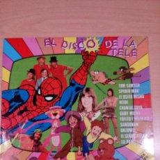 Discos de vinilo: EL DISCO DE LA TELE - RCA 1980. Lote 127993451