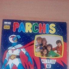 Discos de vinilo: LP PARCHIS - COMANDO G. Lote 127993843