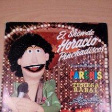 Discos de vinilo: LP EL SHOW DE HORACIO PINCHADISCOS . Lote 127994203