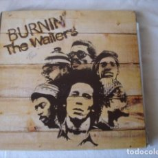 Discos de vinilo: THE WAILERS BURNIN' . Lote 127999755