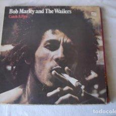 Discos de vinilo: BOB MARLEY & THE WAILERS CATCH A FIRE. Lote 128000203