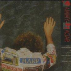 Discos de vinilo: SAMMY HAGAR LOOKING BACK. Lote 128008303