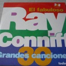 Discos de vinilo: RAY CONNIFF HIS SINGERS& ORCHESTRA TRIPLE LP. Lote 128013647