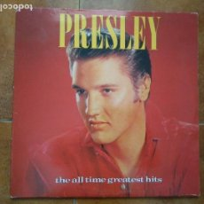 Discos de vinilo: ELVIS PRESLEY - THE ALL TIME GREATEST HITS (LP2) 1987. Lote 128024399