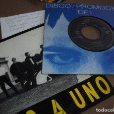 Discos de vinil: LOTE SINGLES UNO A UNO(,POP ROCK) Y PISKERRA (ROCK BARDENAS). Lote 128045939