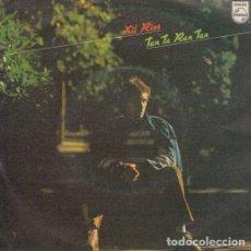 Discos de vinilo: XIL RÍOS.TAN TA RAN TAN. CANTIGA DE CEGOS. SINGLE PHILIPS, 1981. Lote 128046499