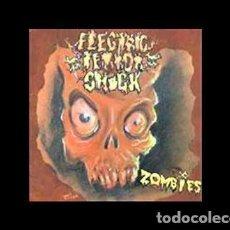 Discos de vinilo: ELECTRIC TERROR SHOCK -- ZOMBIES --PUNK. Lote 128060383