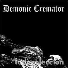 Discos de vinilo: DEMONIC CREMATOR ‎-- MY DYING BREATH... --BLACK METAL. Lote 128060679