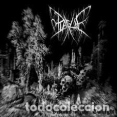 Discos de vinilo: PLAGUE -- VISION OF THE TWILIGHT --BLACK METAL. Lote 128060803