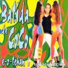 Discos de vinilo: BATIDA DE COCO - É-O-TCHAN - MAXI-SINGLE SPAIN 1997. Lote 128071787