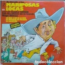Discos de vinilo: SIMON DIAZ CON HUGO BLANCO Y SU CONJUNTO – DEDICADO A LAS MARIPOSAS LOCAS - MAXI-SINGLE SPAIN 1975 . Lote 128073187
