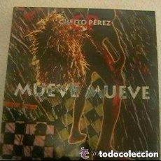 Discos de vinilo: CHEITO PEREZ - MUEVE MUEVE - MAXI-SINGLE SPAIN 1996. Lote 128073355