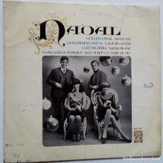 Discos de vinilo: NADAL- GUILLEM D'EFAK, GUILLERMINA MOTTA, LLEÓ SEGARRA - EP 1965 - VINILO EXC. ESTADO.. Lote 128074739