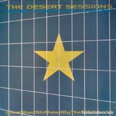 Discos de vinilo: QUEENS OF THE STONE AGE LP THE DESERT SESSIONS VOLUME V VI VINILO MUY RARO COLECCIONISTA. Lote 128079623