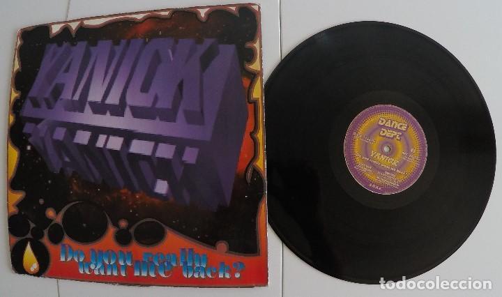 YANICK - DO YOU REALLY WANT ME BACK? (Música - Discos - Singles Vinilo - Techno, Trance y House)