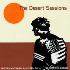 Discos de vinilo: QUEENS OF THE STONE AGE LP THE DESERT SESSIONS VOLUME III IV VINILO MUY RARO COLECCIONISTA. Lote 128080187