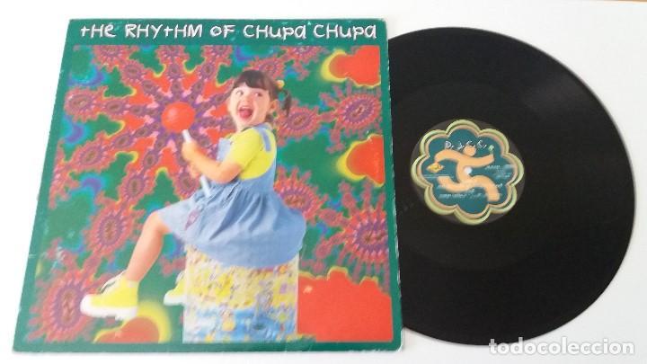 DJ C.C. - THE RHYTHM OF CHUPA CHUPA (Música - Discos - Singles Vinilo - Techno, Trance y House)