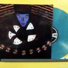 Discos de vinilo: SYSTEM OF A DOWN LP HYPNOTIZE VINILO COLOR AZUL TRANSLÚCIDO MUY RARO COLECCIONISTA. Lote 128083143