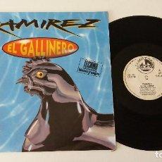 Discos de vinilo: RAMIREZ - EL GALLINERO. Lote 128084699