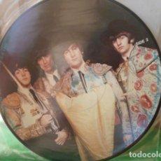 Discos de vinilo: THE BEATLES PICTURE DISC. Lote 128088339
