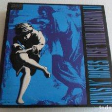 Discos de vinilo: GUNS N' ROSES - USE YOUR ILLUSION II 2LPS 1991. Lote 130727923