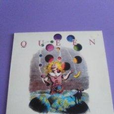 Discos de vinilo: QUEEN - INNUENDO - LP - EMI 076 79 5887 1. AÑO 1991. ENCARTE ORIGINAL / EDICION ESPAÑOLA. Lote 128103243