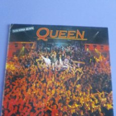 Discos de vinilo: QUEEN ( FRIEND WILL BE FRIENDS ) MAXI SINGLE. Lote 128104611