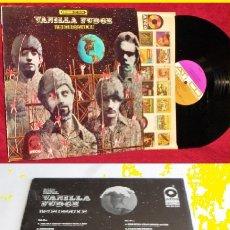 Discos de vinilo: VANILLA FUDGE - RENAISSANCE 68 !! PSYCHEDELIC, SUPER CARPETA RARA 1ª EDIC ORG USA + ENCARTE ATCO, EX. Lote 128072855