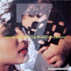 Discos de vinilo: PRINCE AND THE NEW POWER GENERATION - 7 - MAXI-SINGLE EUROPE 1992. Lote 128111903