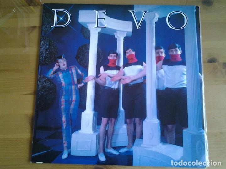 DEVO -NEW TRADITIONALISTS - LP VIRGIN 1981 I -203.985 ED. ESPAÑOLA MUY BUENAS CONDICIONES (Música - Discos - LP Vinilo - Pop - Rock - New Wave Extranjero de los 80)