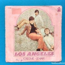 Discos de vinilo: LOS ANGELES-CREEME. Lote 128112859