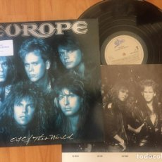 Discos de vinilo: EUROPE `OUT OF THIS WORLD`. Lote 128113895