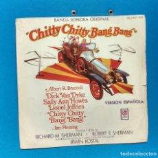 Discos de vinilo: CHITTY CHITTY BANG BANG - RICHARD Y ROBERT SHERMAN . Lote 128114899