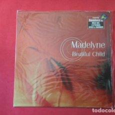 Discos de vinilo: MADELYNE ?– BEAUTIFUL CHILD (REMIXES). Lote 128121063