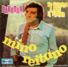 Discos de vinilo: MINO REITANO DARADAN SINGLE AÑO 1969. Lote 128129931