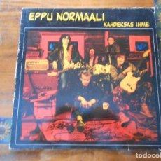Discos de vinilo: DISCO DE EPPU NORMAALI.. Lote 128145515