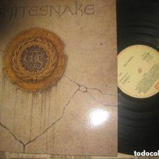 Discos de vinilo: WHITESNAKE (1987 EMI 1987 +ENCARTE)- DAVID COVERDALE OG ESPAÑA. Lote 128148947