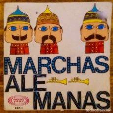 Discos de vinilo: MARCHAS ALEMANAS. EP. ESPAÑA CUATRO TEMAS. Lote 128155763