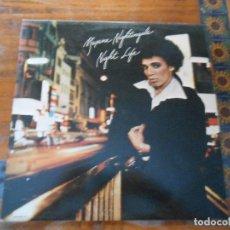 Discos de vinilo: DISCO DE MAXIME NIGHTINGALE- NIGHT LIFE.. Lote 128156727