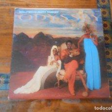 Discos de vinilo: DISCO DE ODYSSEY- HOLLYWOOD PARTY TONIGHT.. Lote 128157159