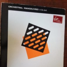 Discos de vinilo: ORCHESTRAL MANOEUVRES IN THE DARK OMD 1º LP 1986 VIRGIN. Lote 128159851
