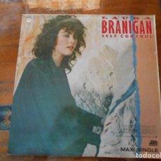 Discos de vinilo: DISCO DE LAURA BRANIGAN – SELF CONTROL .. Lote 128160247