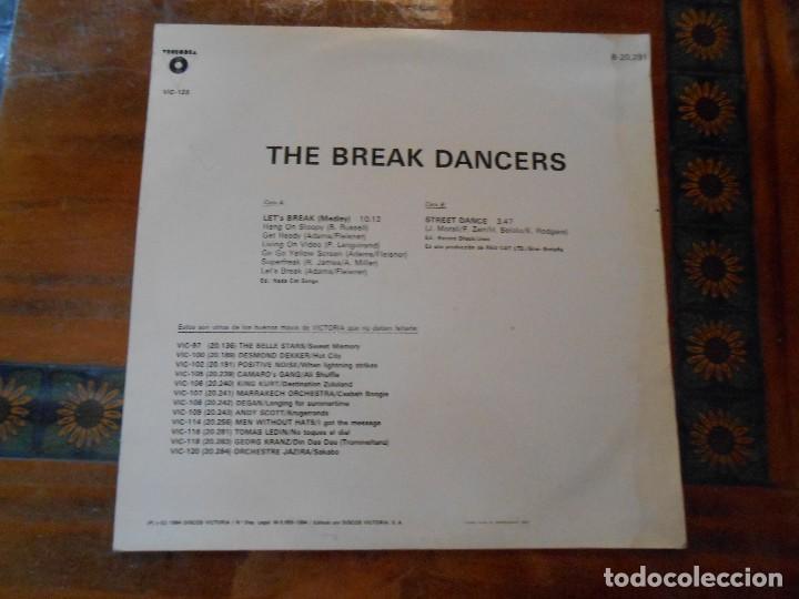 Discos de vinilo: DISCO DE THE BREAK DANCERS. - Foto 2 - 128160491