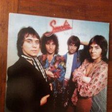 Discos de vinilo: SMOKIE, BRIGHT LIGHTS & BACK ALLEYS 1977. Lote 128162407