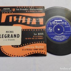 Discos de vinilo: MICHEL LEGRAND - LA STRADA GELSOMINA +3. Lote 128163919