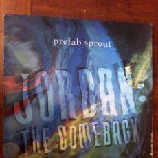 Discos de vinilo: PREFAB SPROUT JORDAN THE COMEBACK. Lote 128166815