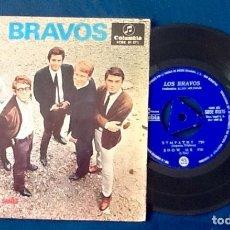 Discos de vinilo: LOS BRAVOS. SYMPATHY. 1967. ENVIO INCLUIDO EN EL PRECIO.. Lote 128167191
