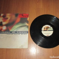 Discos de vinilo: NALIN & KANE - OPEN YOUR EYES - MAXI - SPAIN - INSOLENT - IBL -. Lote 128177983