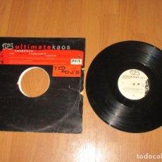 Discos de vinilo: CASANOVA - HANDBAG MIX - MAXI - SPAIN - MERCURY - IBL - . Lote 128178395